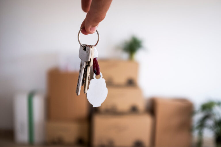 Moving Into A New House Checklist